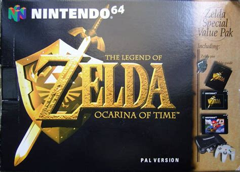 the legend of ocarina of time legendary edition the legend of legendary edition the legend of ocarina of time box for nintendo