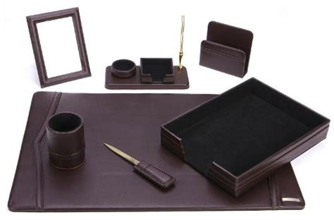 Office Desk Supply Office Supply Eco Friendly Leather Desk Set 93 Dsn7 Office Product In The Uae See Prices