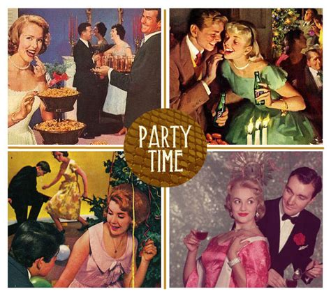 vintage christmas cocktail party christmas party music playlist night music dj professionals