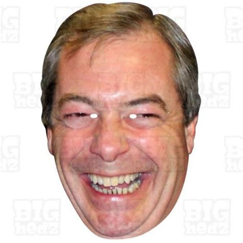 Nigel Farage Birthday Card