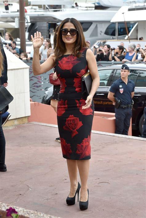 junes top celebrity pictures photos abc news salma hayek picture may s top celebrity pictures abc news