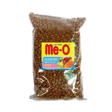 Cat Food Meo Kitten jual meo kitten repack cat food 500 g harga