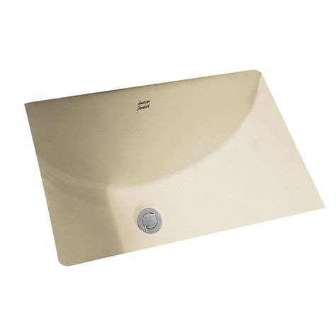 American Standard Undermount Bathroom Sink by American Standard Studio Rectangular Undermount Bathroom
