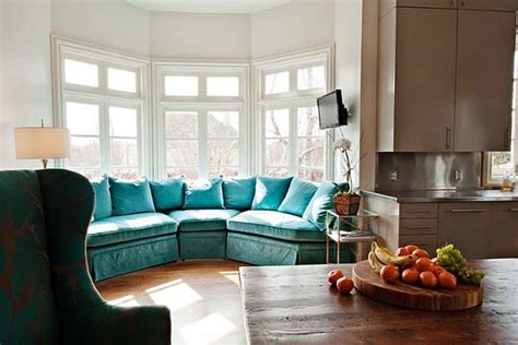 Turquoise Interior Design by Modern And Sophisticated Kitchen Design By The Wills Company