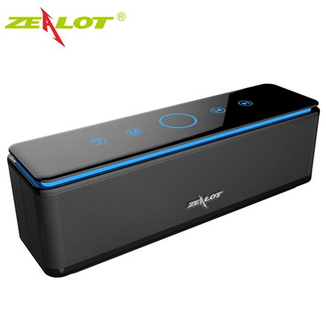 Speaker Wireless Bluetooth Blutoth Stereo Sound Systeam 3d Bose Nfc zealot s7 speaker touch speakers bluetooth wireless 4 drivers audio home theatre