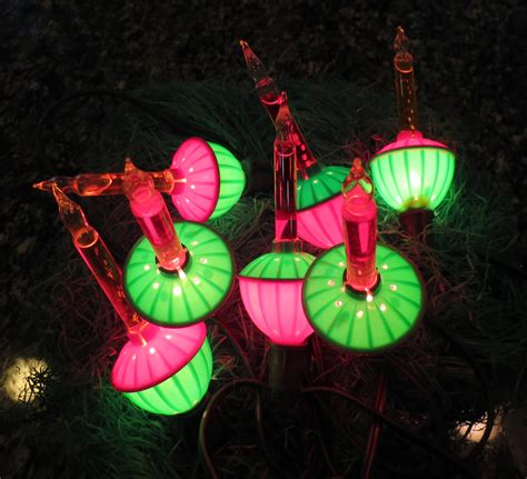 items similar to vintage bubble bubbling lights string of
