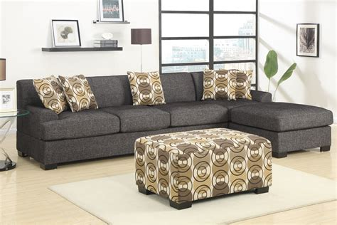 Ottoman Sectional Admirable 2 Sectional Sofas With Chaise Flooding Interior With Attractive And Comfortable