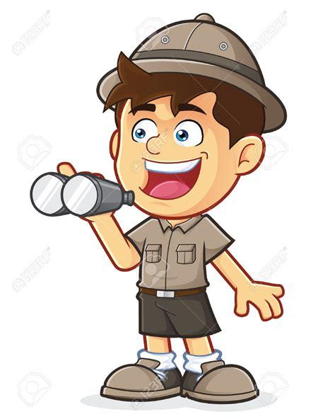 safari binoculars clipart safari explorer clipart