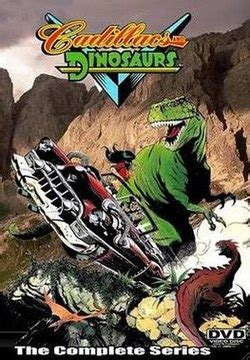 cadillacs and dinosaurs dvd cadillacs and dinosaurs tv series