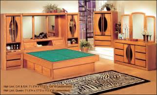 California King Canopy Bedroom Set Waterbed California King Waterbeds Amp Frames Oak Waterbeds