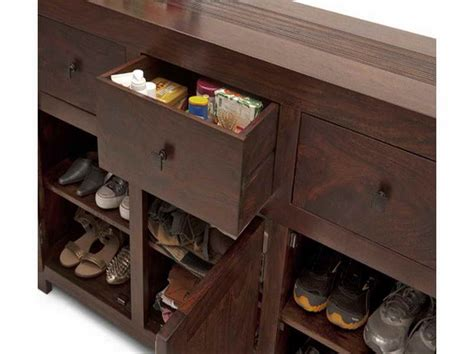 entryway shoe rack mahogany shoe rack for entryway decoration with hardwood