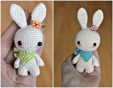 crochet rabbit bunnyfree patterns images