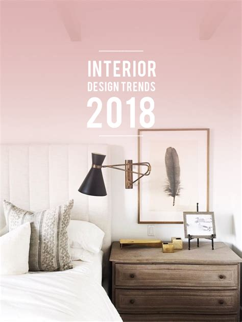 interior design trends 2018 the best interior design trends in 2018 lark linen