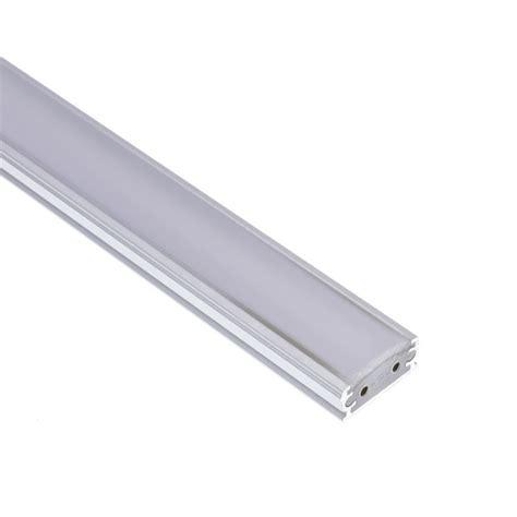 Lu Neon Tl Led Dc 12v 5w profilo con striscia led aretha 300mm 5w ledkia italia