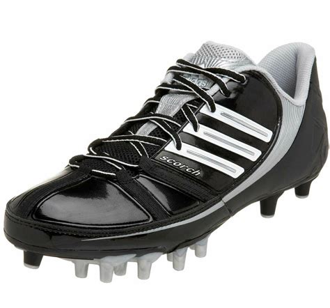 adidas shoes for football adidas s scorch 9 superfly low football cleats black