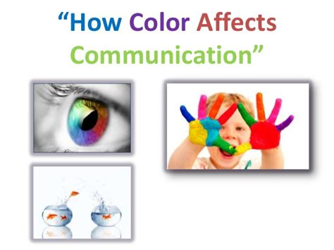how color affects communication