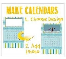 how to make a personalized calendar for free make a free personalized calendar for or