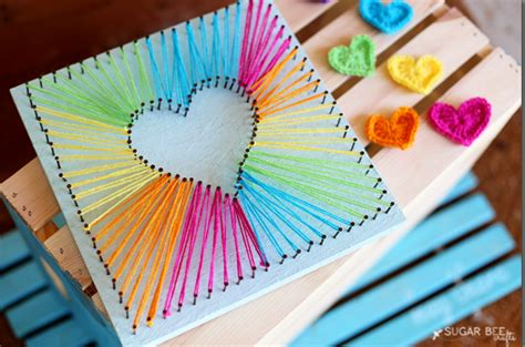 String Projects For - 15 lovely diy string crafts for that are a must try