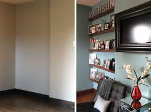 Wall Shelving Ideas For Living Room Floating Frame Shelves Hometalk