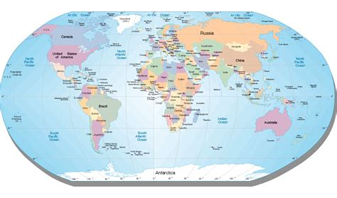 Wide World Of Maps by World Wide
