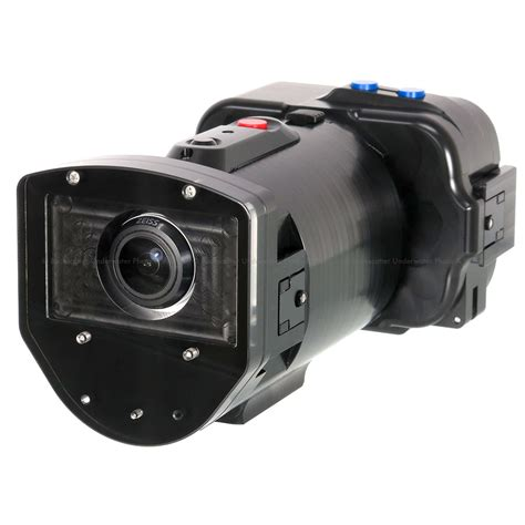 Fdr X1000v recsea rvh x1000 underwater housing for sony fdr x1000v 4k