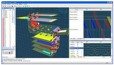 visio simulation gaio product g vpm paper feeding system simulator for