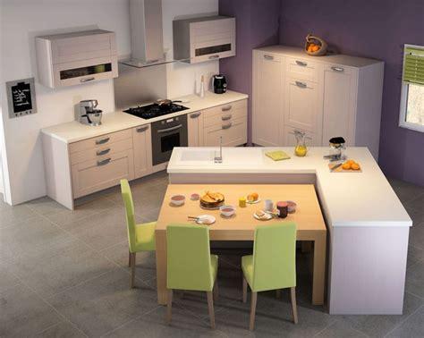 cuisine design int 233 ressant comme configuration mais faut avoir de l espace cuisine