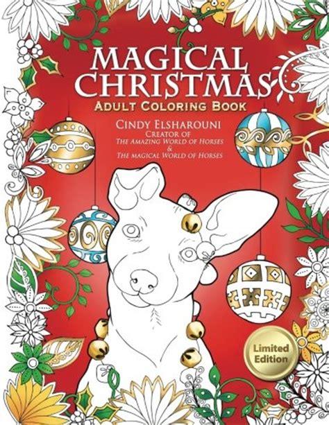 adult christmas coloring books comfy christmas