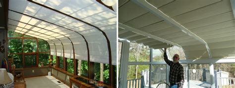 can you add a remote to any ceiling fan sunroom shades and solarium shades by thermal designs inc