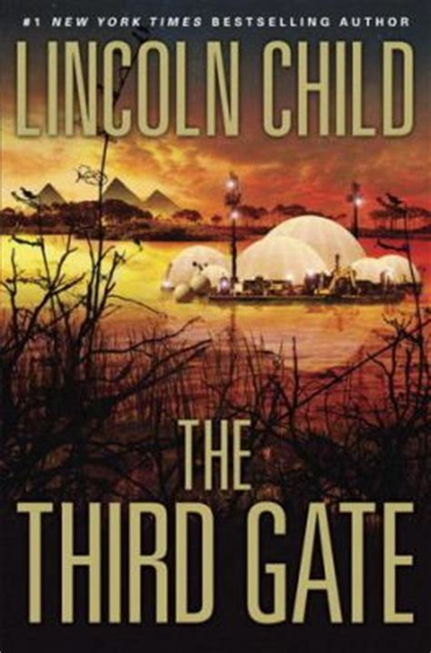 city of endless pendergast series books the third gate by lincoln child