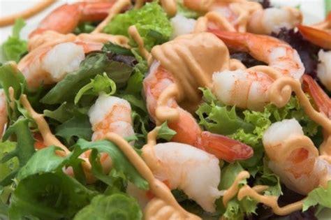 easy salad recipes shrimp salad recipes easy delicious simple nourished