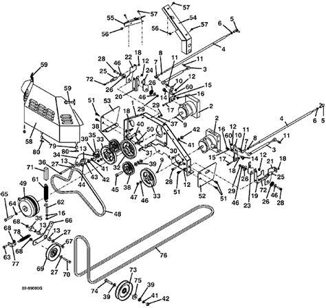grasshopper mower parts diagram grasshopper lawn mower parts diagrams