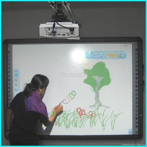 high tech office utilities the iquad interactive board dual touch digital boards for schools with best price