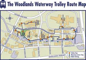 the woodlands map the woodlands trolley the woodlands answers faqs