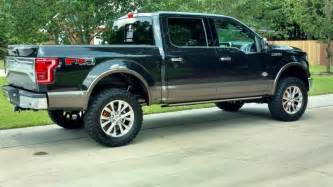 Best Tires For Ford F150 King Ranch 2015 King Ranch Fx4 4 Quot Suspension Lift Page 2 Ford