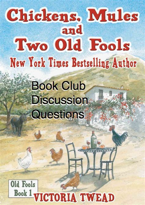 two fools in turmoil volume 5 books book club questions for chickens mules and two fools