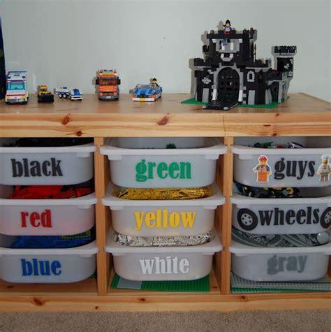 bilder kinderzimmer lego lego aufbewahrung sch 246 nes f 252 rs kinderzimmer