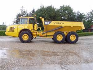 Volvo A25d For Sale Used Volvo A25d Articulated Dump Truck Adt Year 2007