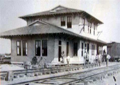 Office Depot Gulf by History Asherton And Gulf Railroad