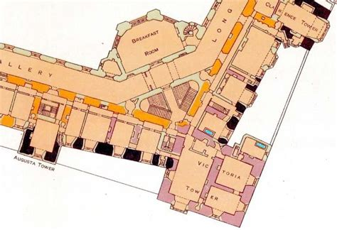 floor plan of windsor castle 161 best images about castles and palaces on pinterest
