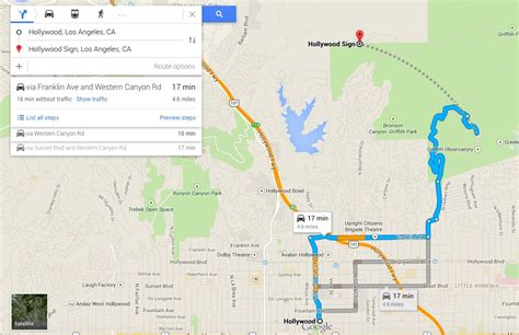 on the map why why people keep trying to erase the hollywood sign from google maps gizmodo australia