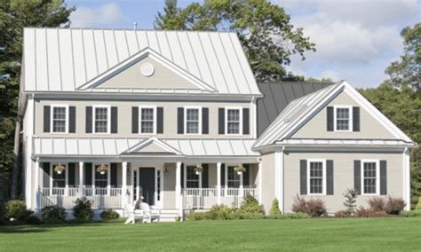 light metal roof metal roof colors how to the right color for your house
