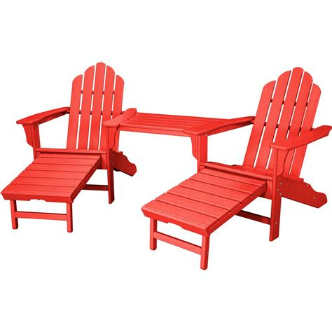 plastic adirondack chairs with ottoman lakeland mills tete a tete patio chairs and cfu129