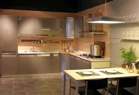 Silver Kitchen Cabinets by Silver Kitchen Cabinets Quicua