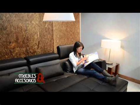 sofa cama en  star muebles  accesorios youtube