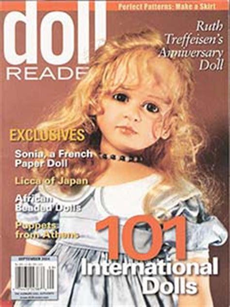 doll reader make and dress volume 1 doll reader magazine bibliography 1990 s