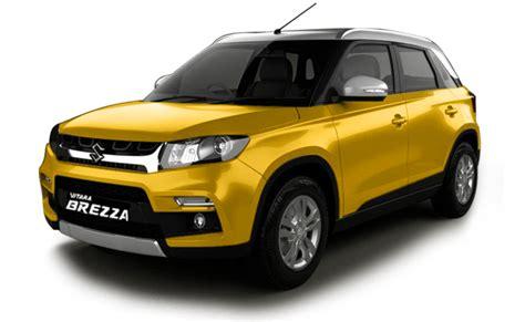 Suzuki Vdi Specifications Maruti Suzuki Vitara Brezza Vdi O Price Features Car