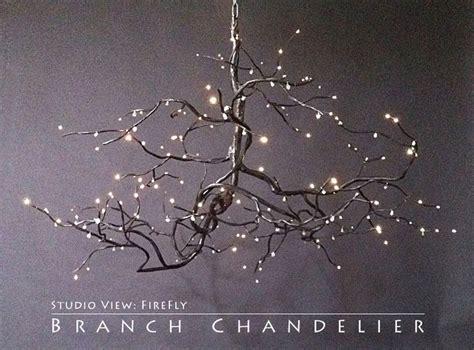 Branch Chandelier Light Fixture Butt Created A Totally Branch Chandelier Lighting