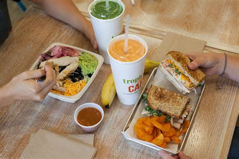 Shawnee Mission Detox by Tropical Smoothie Cafe Coming To Former Peachwave Space In