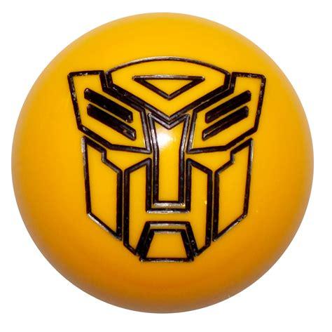 Decepticon Shift Knob by Transformers Autobot Yellow Shift Knob